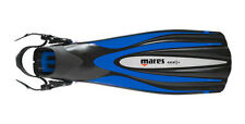 Mares Excel Plus Open Heel Fin 410018SAR  BL Regular ~ New ~ Authorized Dealer