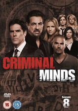 Criminal Minds - Series 8 - Complete (DVD,  Box Set)