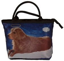 Dog Angel Handbag- Small Purse -From my Original Painting, Ginger