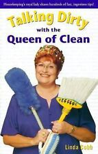Talking Dirty with the Queen of Clean by Linda Cobb paperback 2000 very good