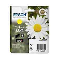 EPSON T1814 DAISY ORIGINAL 18XL YELLOW INK FOR Epson Expression Home XP-102