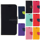 Deluxe Wallet Leather Flip +Tpu Case Cover For Samsung Galaxy Note 1 N7000 i9220