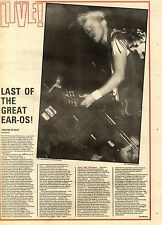 27/2/82PGN45 THEATRE OF HATE LIVE REVIEW & PICTURE