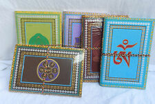 Tibetan Hand Made Notebook or Journal with Hand Made Paper - NEW ITEM