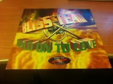 """12"""" MIX ITALIAN ZONE BLISS TEAM HOLD ON TO LOVE INPR1160 EX/EX ITALY PS 1995"""