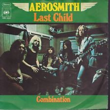 Areosmith Last Child / Combination German Import 45 With Picture Sleeve