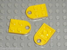 LEGO Yellow Plate ref 3176 / Set 7633 7249 6713 7939 3677 4514 7287 6745 ...