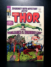 COMICS: Journey into Mystery: Thor #115 (1965), Loki's origin/Absorbing Man app