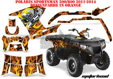 AMR Racing DECORO GRAPHIC KIT ATV POLARIS SPORTSMAN modelli Motorhead B