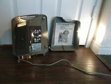 VINTAGE KEYSTONE K-75 8MM MOVIE PROJECTOR ~ Tested & It Work Great!