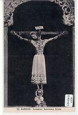 POSTAL BURGOS. CATEDRAL. Santísimo Cristo