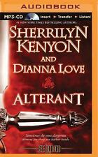 The Belador Code: Alterant 2 by Sherrilyn Kenyon and Dianna Love (2015, MP3...