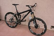 "Medium Turner 5 Spot Mountain Bike 26"" Wheels Used"