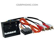 AUDI A3 A4 A6 A8 TT QUADLOCK VOLLAKTIV SYSTEM BOSE RADIO ADAPTER ANSCHLUSS KABEL