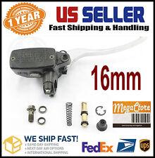 5/8 16mm Honda CB 200 350 360 CB400 CB450 CB500 CB550 600 Brake Master Cylinder