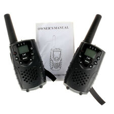 2pcs Interphone Mini Walkie Talkie New Handheld CB UHF Pair T667 Interphone Hot