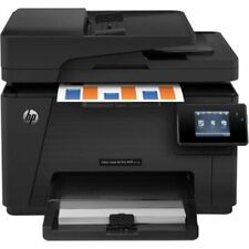 HP Color LaserJet Pro MFP M177FW Laser-Printer/Copier/Scanner/Fax (CZ165A#BGJ)