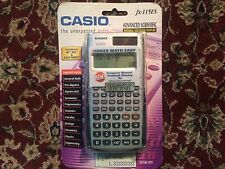 Casio FX-115ES Plus  2 Line Natural V.P.A.M Scientific Calculator   Silver