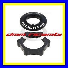 Adattatore disco freno Bici MTB Center Lock modifica 6 fori anteriore posteriore