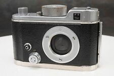 :Berning Robot II 35mm Film Spring Motor Camera Body - Defective Shutter