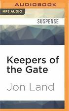 Ben Kamal and Danielle Barnea: Keepers of the Gate 4 by Jon Land (2016, MP3...