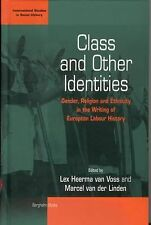 Class and Other Identities: Gender, Religion, and Ethnicity in the Writing of E
