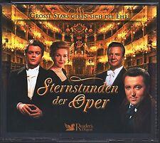 Sternstunden der Oper -  Reader's Digest  5 CD Box  OVP  2007