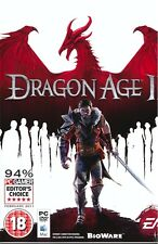 Dragon Age II 2 PC Mac Brand New Sealed Actual game