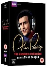 ALAN PARTRIDGE Complete BBC TV Comedy Series 1+2+Specials DVD Collection BoxSet