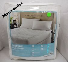 Charter Club Premium Comfort Level 1 Mattress Pad TWIN