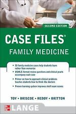 Case Files Family Medicine by Eugene Toy