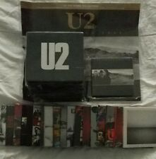 U2 The Kiosk  box set, complete collection, perfect gift