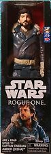 """2016 Stars Wars ROGUE ONE ~CAPTAIN CASSIAN ANDOR (JEDHA)~ 12"""" Inch Figure"""
