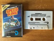COMMODORE 64 (C64) - SPEED KING - GAME