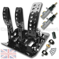FIESTA MK1/2/3 REMOTE CABLE PEDAL BOX STANDARD KIT -  COMPBRAKE CMB1300