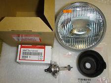 Honda New 450 600 1100 Headlight 33120-MM2-671 CM450C VT1100 VT600C CT600CD CD2