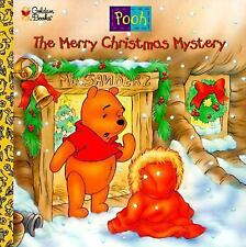 The Merry Christmas Mystery (Disney's Winnie the Pooh / Golden Look-Look Book),