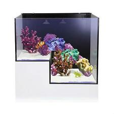 INNOVATIVE MARINE NUVO CONCEPT ABYSS PANORAMA 20 GALLON DROP OFF AQUARIUM