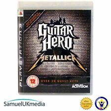 Guitar Hero: Metallica - Game Only (PS3) **GREAT CONDITION!!**