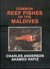 Anderson, Hafiz, Common Reef fishes of the Maldives, Tropenfische Malediven 1990