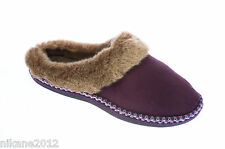 coolers ladies mule slippers clog new sizes 4/5/6/7/8 3x coiours premier quality