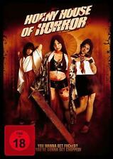 Horny House of Horror (Fashion Hell) (DVD) ASIA HORROR SEX! NEU&OVP (I5)