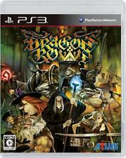 (Used) PS3 Dragons Crown [Import Japan]((Free Shipping))