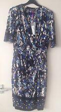 Multi Coloured Per Una Dress Size 10 (bnwt)