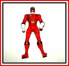 Power Rangers Wild Force _ Red Ranger _  Figure Only