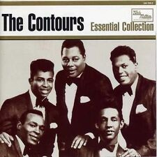 THE CONTOURS Essential Collection    NEW SOUL MOTOWN CD (SPECTRUM) R&B NORTHERN