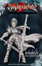Raging Heroes Brunhilde Von Kronigsmark