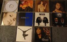 Lot of 10 Assorted R&B CDs - Janet Jackson  Black Eyed Peas  Mariah Carey +