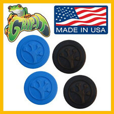 GRIPIT Thumb Stick Cover Cap Grips Playstation PS4 Xbox One Controller 4xBK/BL