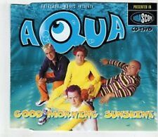 CD SINGLE - AQUA - GOOD MORNING SUNSHINE